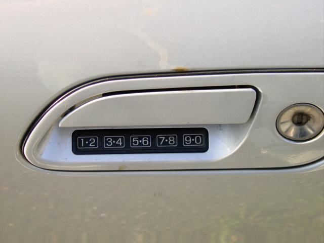 1998 Lincoln Continental Mark Viii Door Code